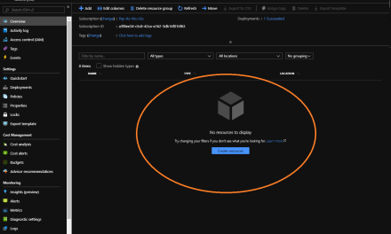 Tips to correctly delete Azure resource groups