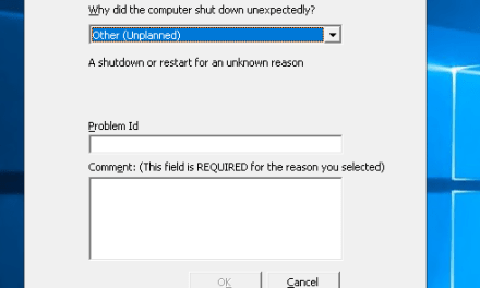 The Case of the Other (Unplanned) Shutdown in #AzureStackHCI
