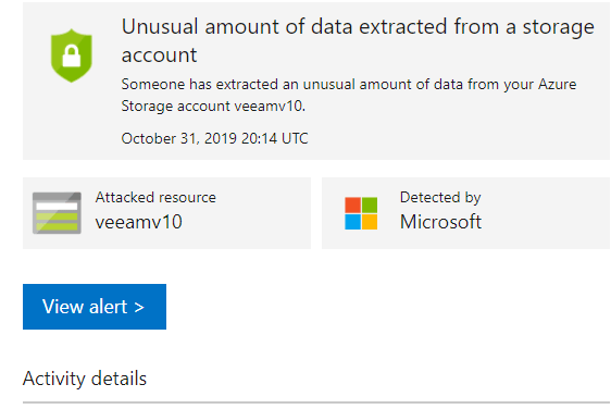 How to Interpret Azure Security Alerts for Azure Storage Accounts