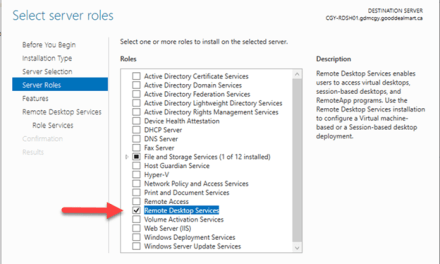 How to Install Standalone Remote Desktop Gateway on the Microsoft Windows Server 2019 #RDP #Remote Desktop Services Gateway #Gateway #Microsoft #Server 2019