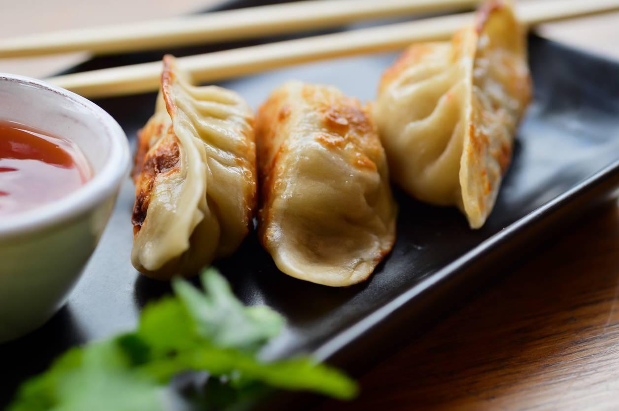 Ravioli Cinesi di carne al Vapore Ricette di checucinoit