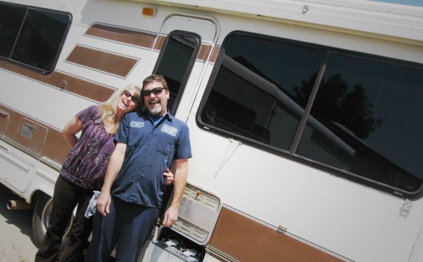 Friends of the Cheddar Yeti: Keith & Maralie