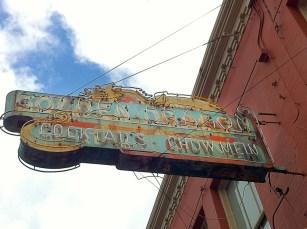 Neon sign. Portland, Oregon