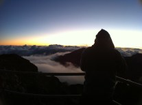 PreSunrise at Haleakala