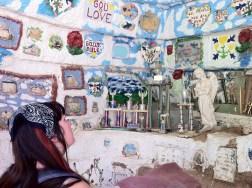 Trophy Room, Salvation Mountain