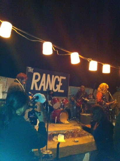 Music at the Range, Slab City