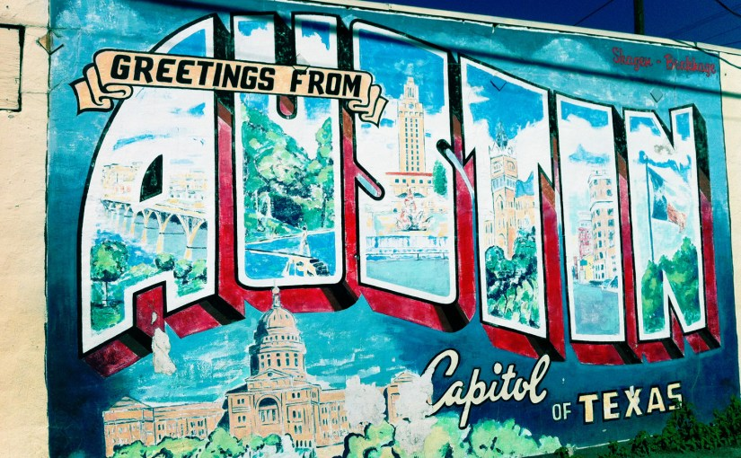 12 Signs You're In Austin Texas
