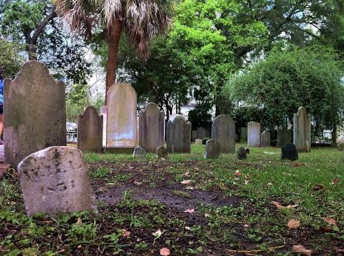 cemetary Charleston