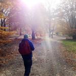Dennis in Central park 2012