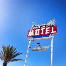 Burro MOTEL. AZ