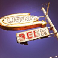 Liquor Beer, Marfa, TX