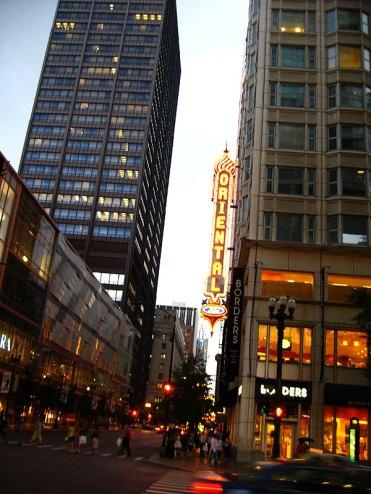 Oriental, Chicago, IL