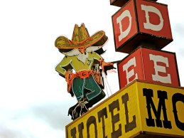 The Dude Motel, West Yellowstone, MT
