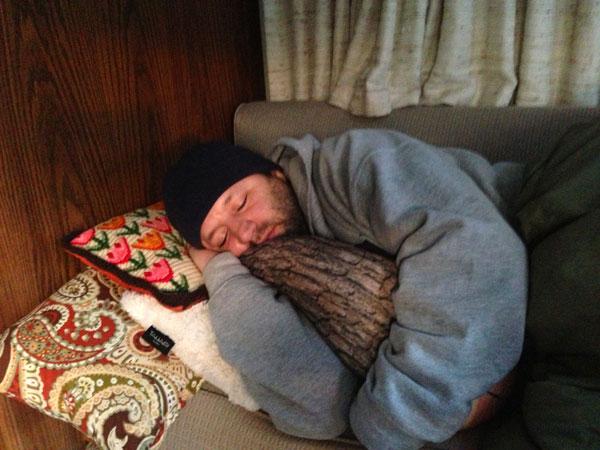 Hibernation is good.