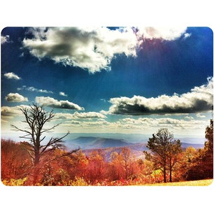 "We'll be snappin' pics, like this! ""Stone Mountain Overlook - Blue Ridge Parkway"" by @dgoebelt"