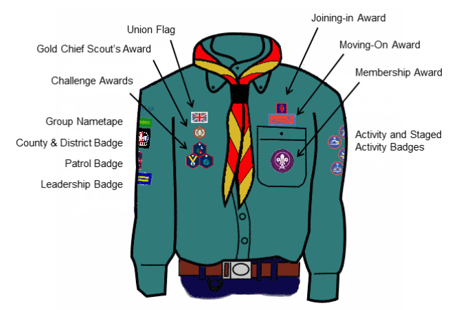 Uniform-Scout