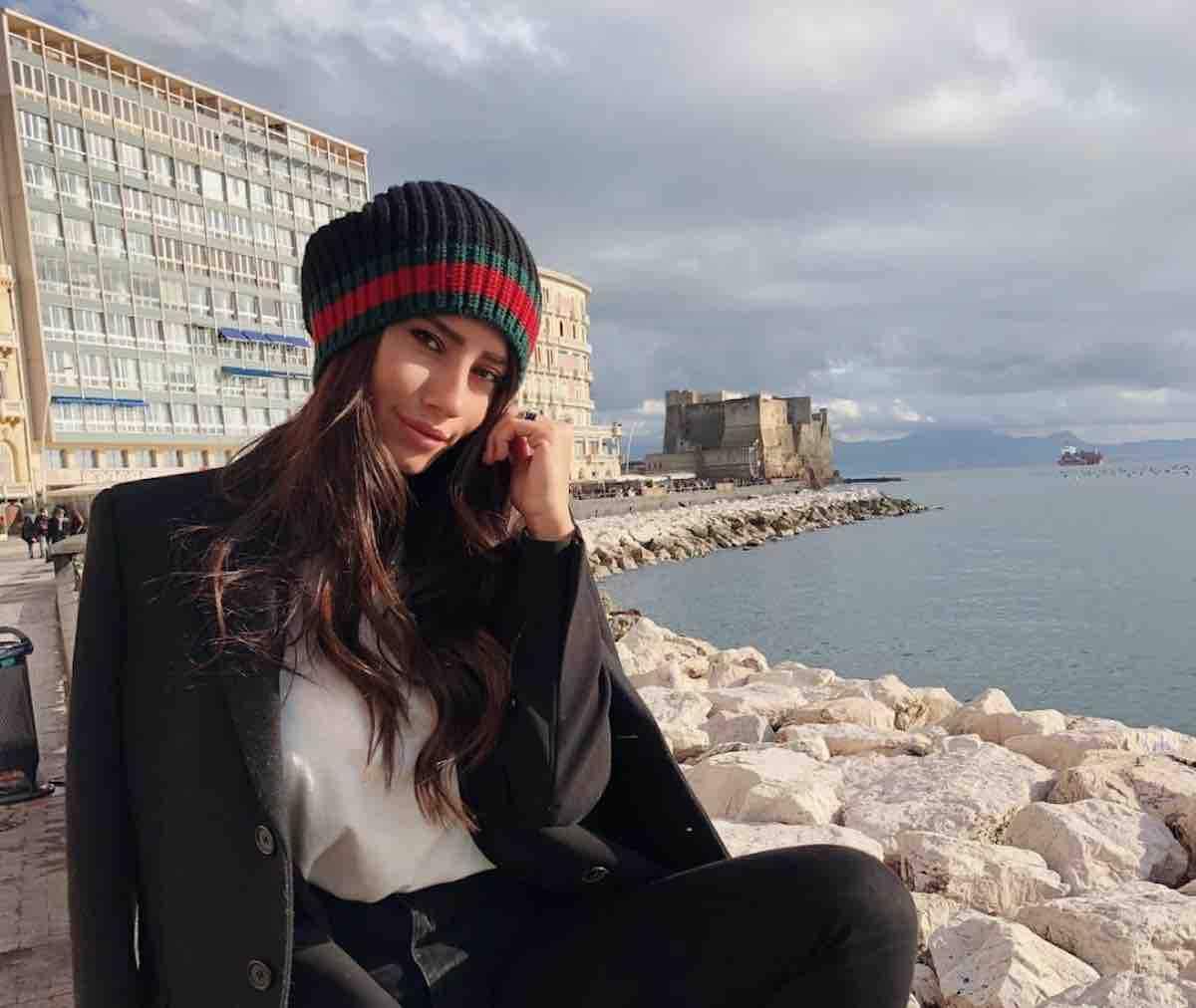 Angela Nasti chi  Et altezza carriera vita privata