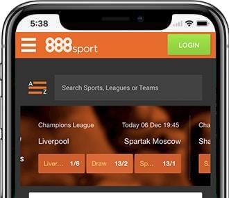 888Sport App Review