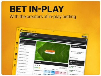 Betfair In Play