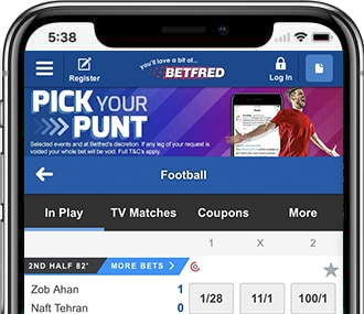 Betfred App Review