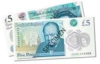 £5 Pounds