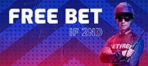 Free Bet If 2nd