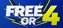 Free or Four
