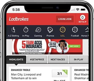 Ladbrokes App Review