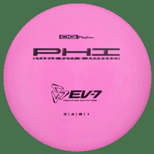 EV-7 Phi OG Medium Disc Golf Putters