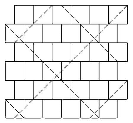 Diagonal Moves (TOMATO Subjective 181)
