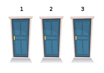 The Famous Doors Problem (TOMATO subjective 177)