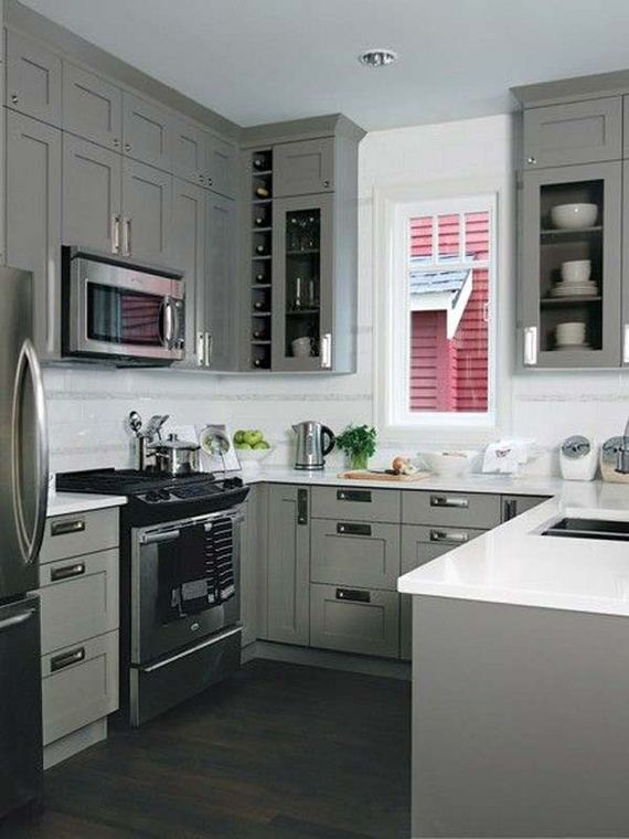Small Kitchen Designs And Layouts