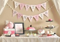 Awesome Fall Baby Shower Ideas