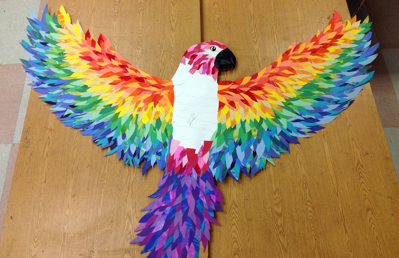 Cool Parrot Themed Crafts