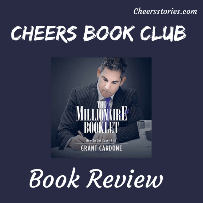 Cheers Book Club ….. The Millionaire Booklet