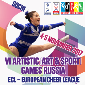 "Art & Sport GAMES @ Arena ""Adler"" (Krasnodar Krai, Russia) | Nizhneimeretinskaya Bukhta | Krasnodarskiy kray | Russia"