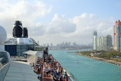 Sail away in Miami