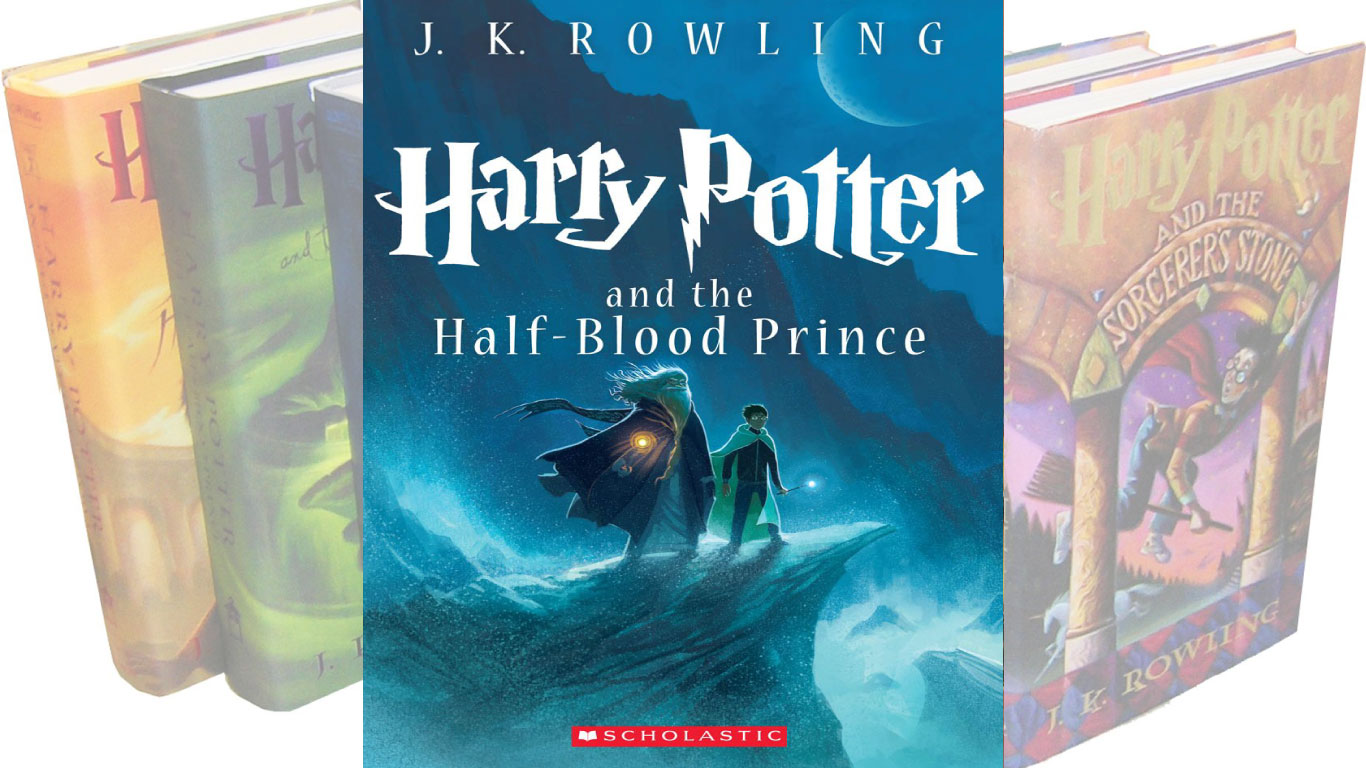 Harry Potter And The Half Blood Prince Pdf Cheezbook Com