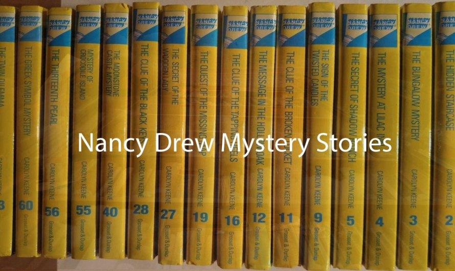 Nancy Drew Mystery Stories books PDF free