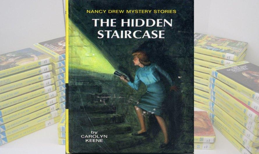 Nancy Drew & the Hidden Staircase Book