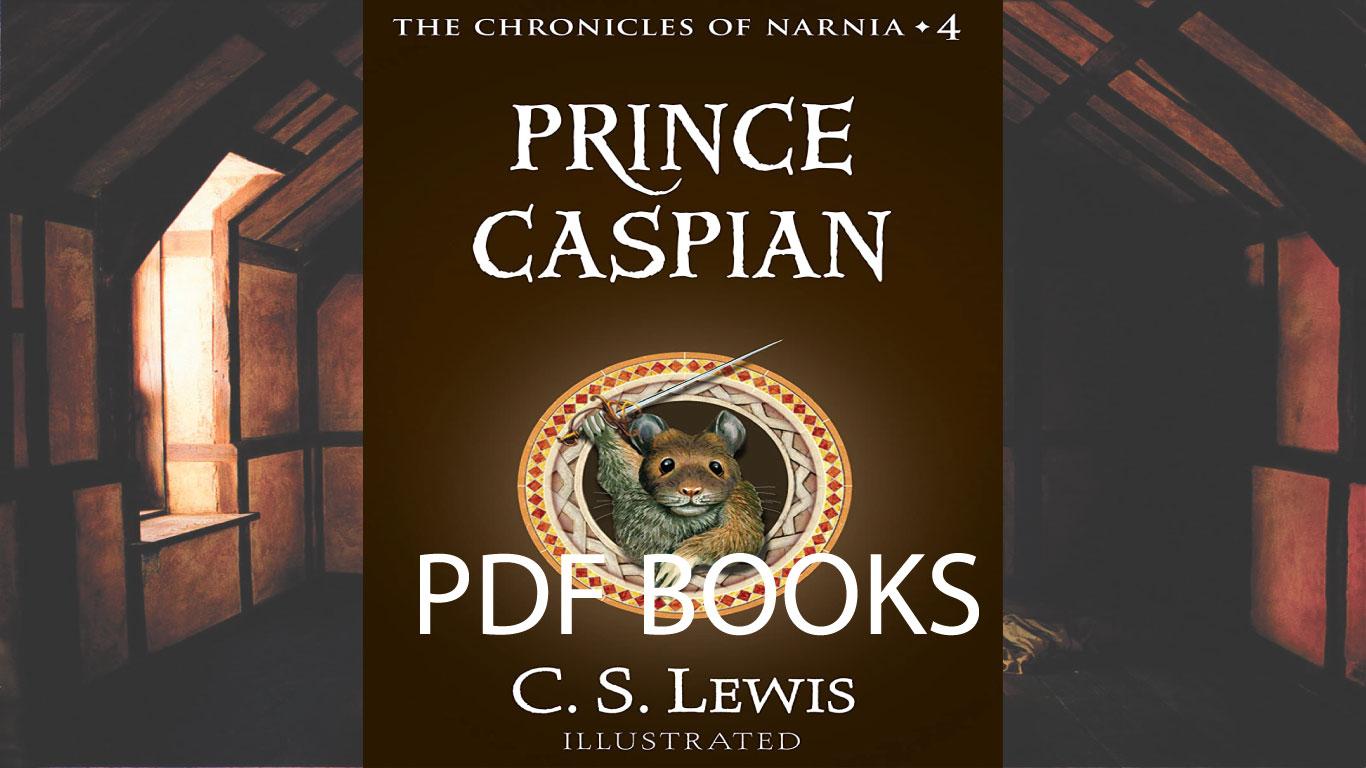 Prince Caspian book PDF