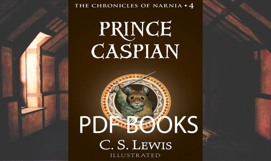 Prince Caspian book PDF by C. S. Lewis