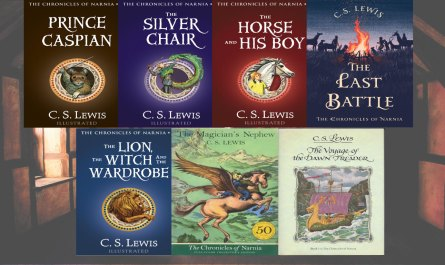 The Chronicles of Narnia series free PDF