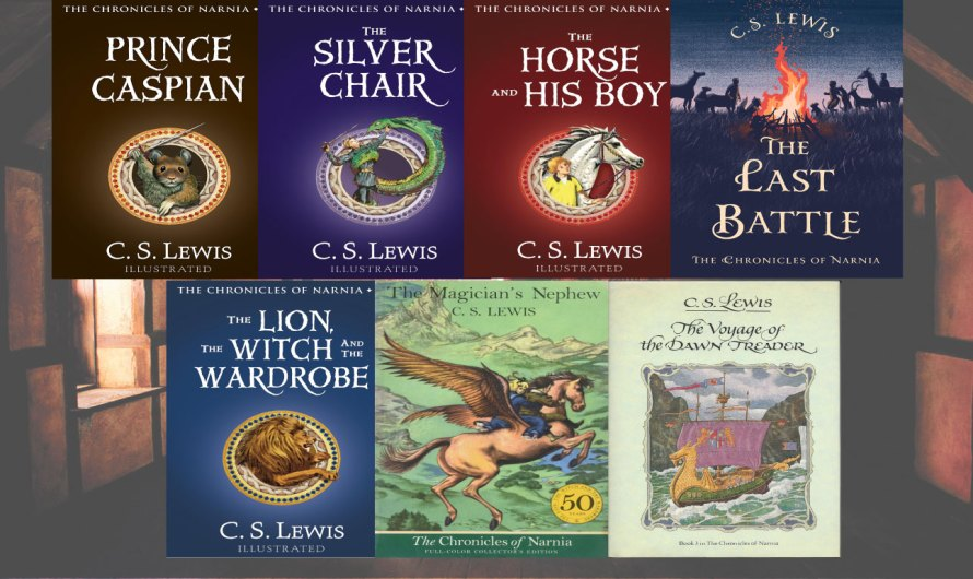 The Chronicles of Narnia Series  1-7 free PDF