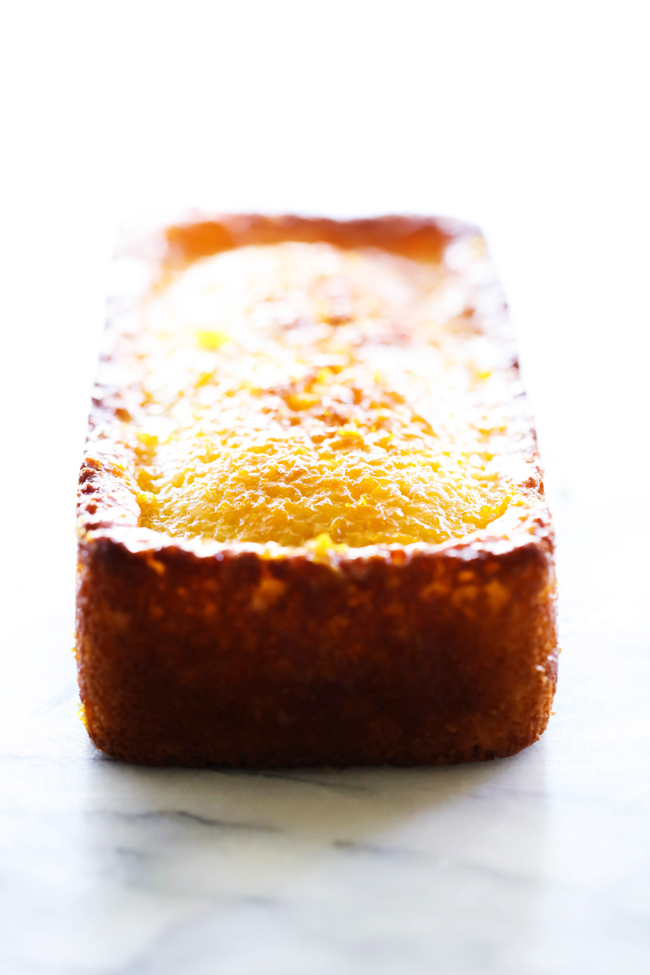 This Orange Ricotta Bread is so moist and has such a refreshing citrus flavor. This recipe is incredibly delicious and perfect year round.