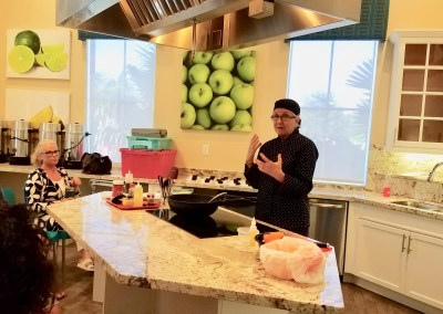Cooking Demonstrations 3