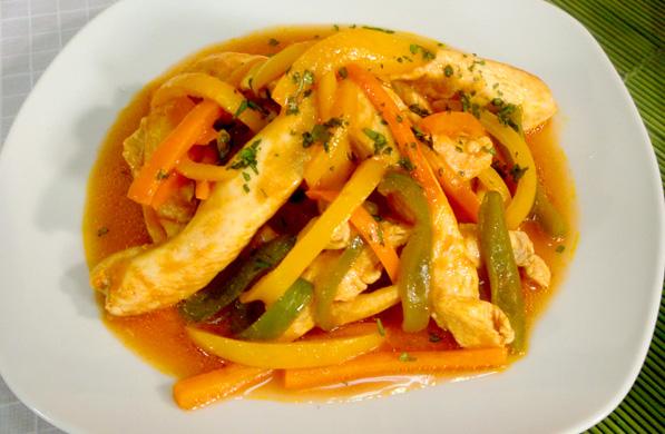 Platos Fuertes  Recetas para cocinar saludable