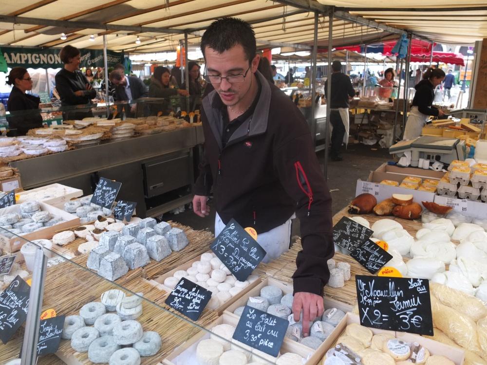 Fromage: Au Saveur des Terroirs