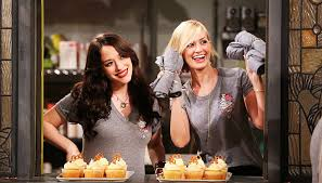 2 broke girls home restaurant