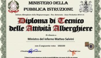 diploma alberghiero
